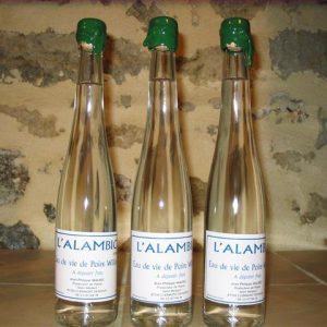 Alambic Eau de vie Poire Williams